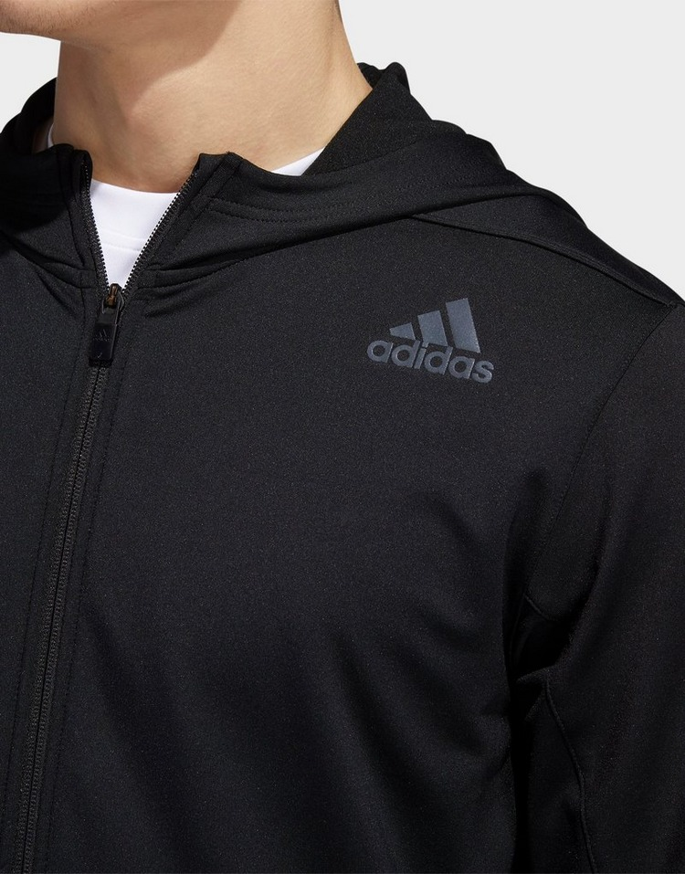 adidas Veste à capuche AEROREADY 3-Stripes Cold Weather Knit