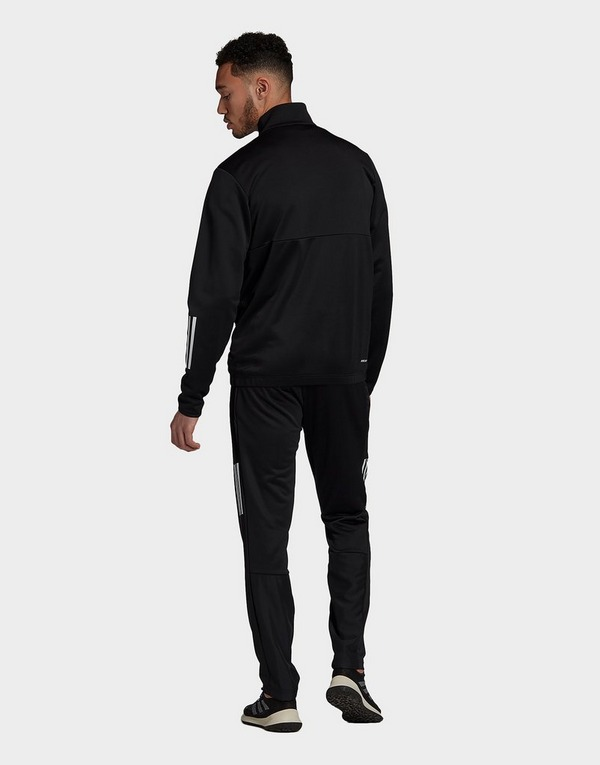 adidas Performance Fabric Mix Tracksuit