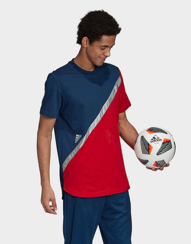 adidas T-shirt TAN Block