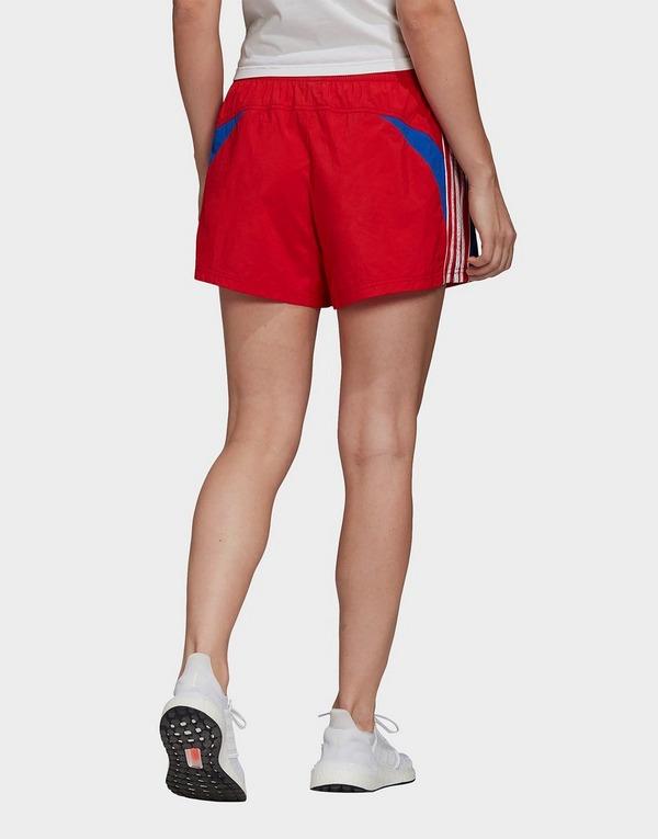 adidas Performance Colorblocked 3-Stripes Shorts