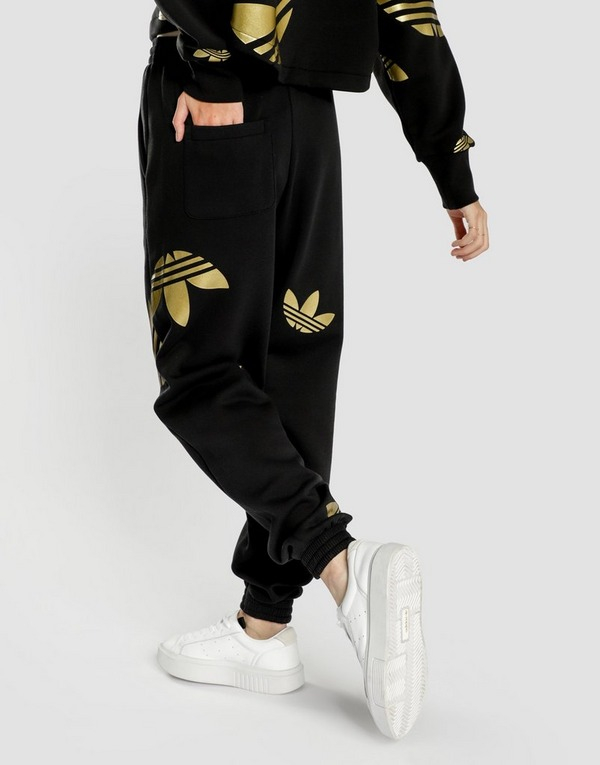 Buy Black adidas Originals Large Logo Pants | JD Sports
