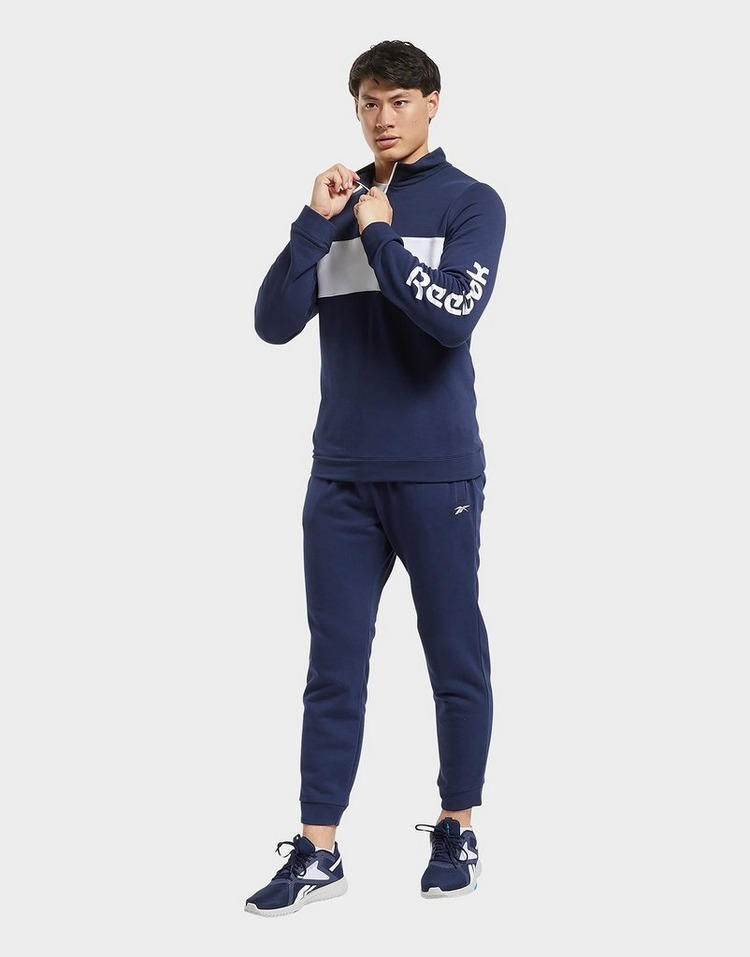 Reebok Training Essentials Linear Logo Tracksuit