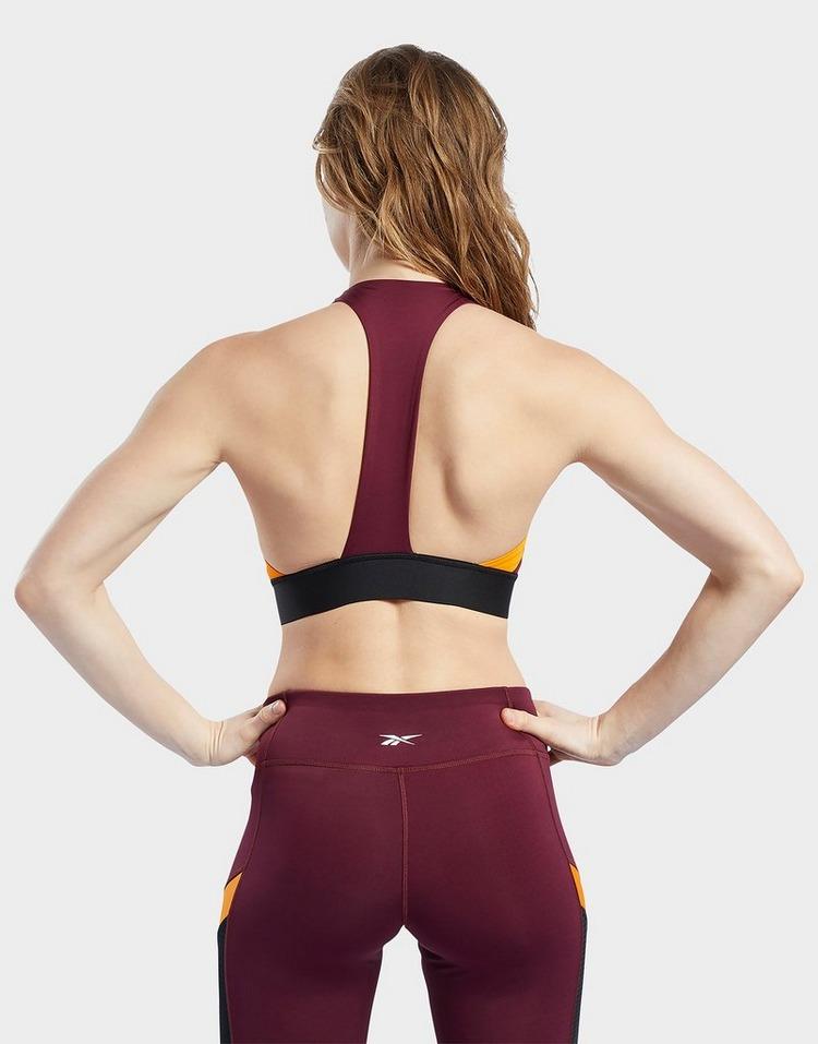 Reebok Workout Ready Low-Impact Sports Bralette