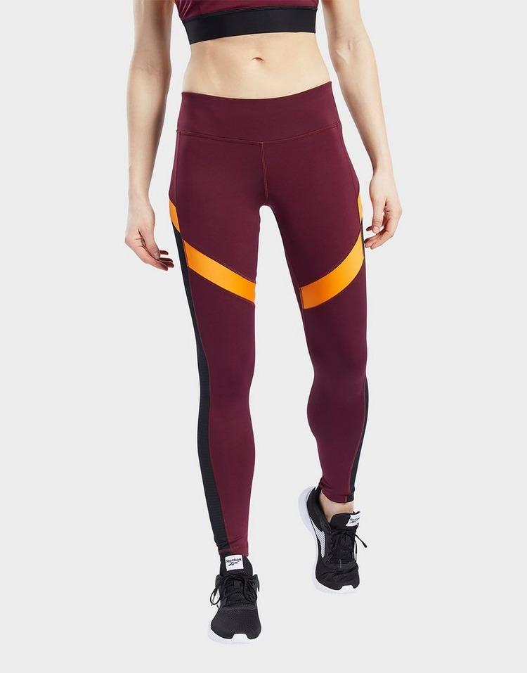 Reebok Workout Ready Mesh Leggings