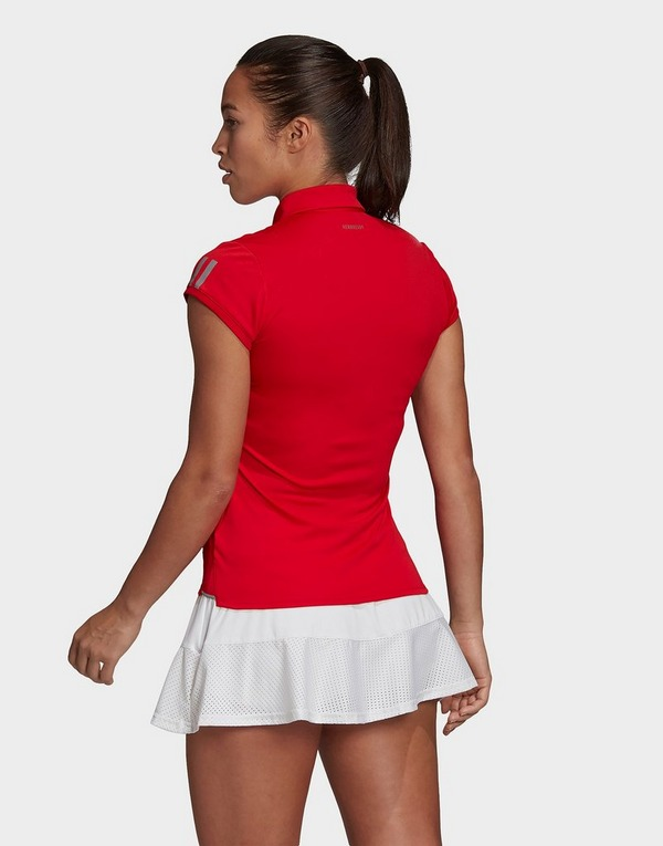 adidas Performance Club 3-Stripes Polo Shirt
