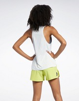 Reebok united by fitness perforated tank top