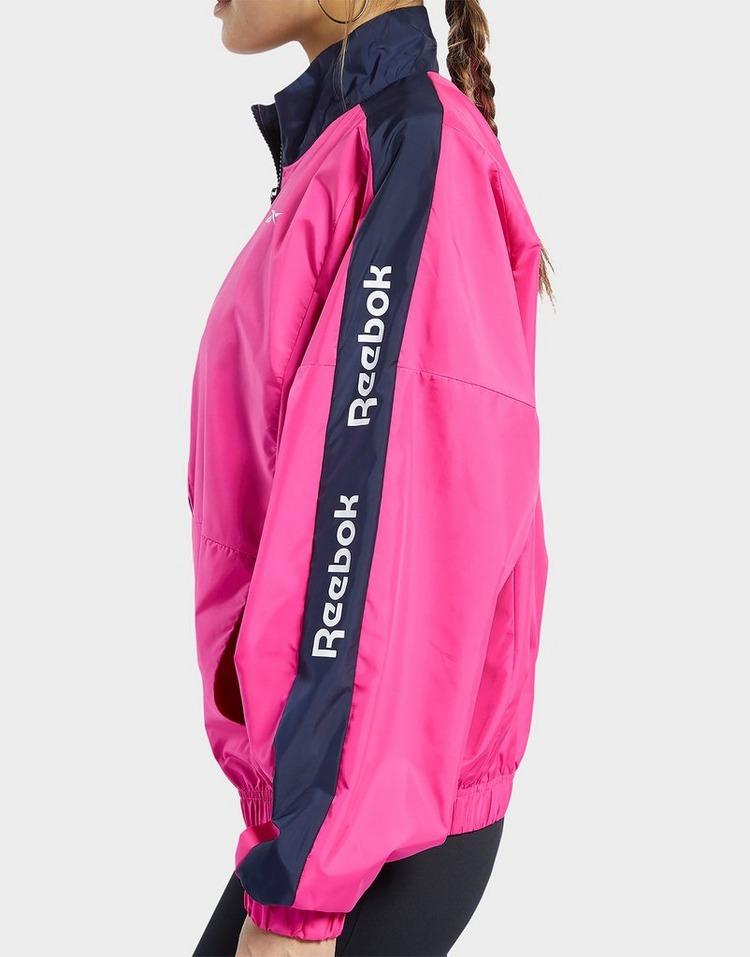 Reebok Training Essentials Woven Linear Logo Jacket