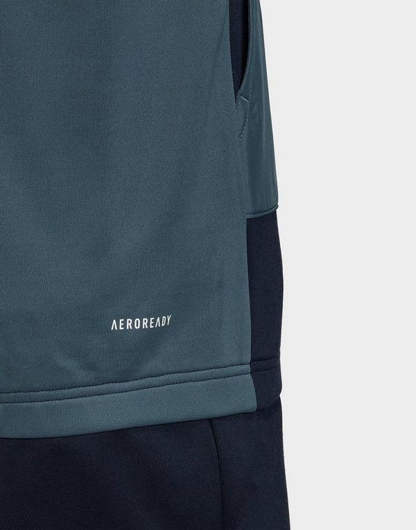 adidas Performance Fabric Mix Tracksuit