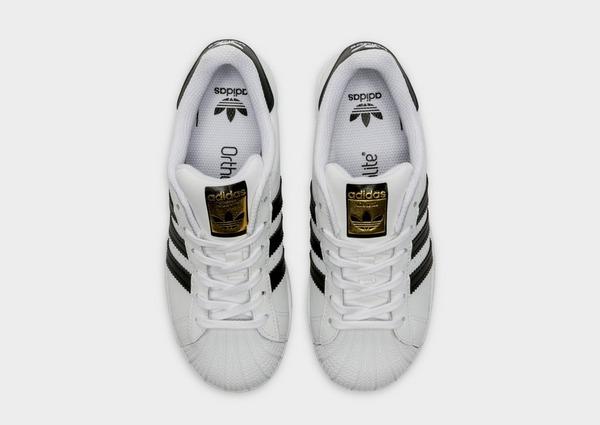 Buy White adidas Originals Superstar Childrens'   JD Sports