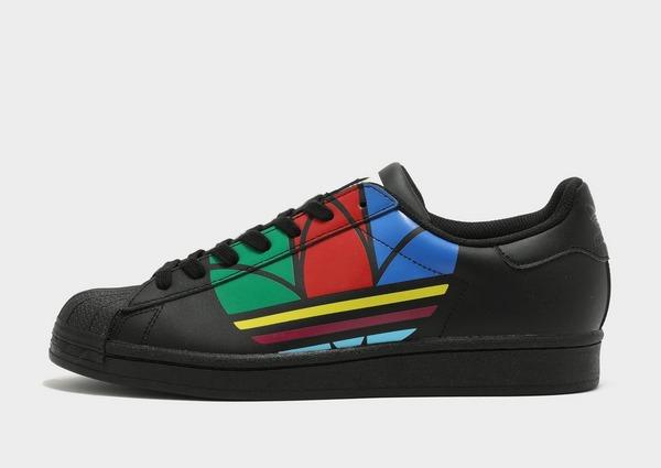 adidas Originals รองเท้าผู้ชาย SUPERSTAR PURE