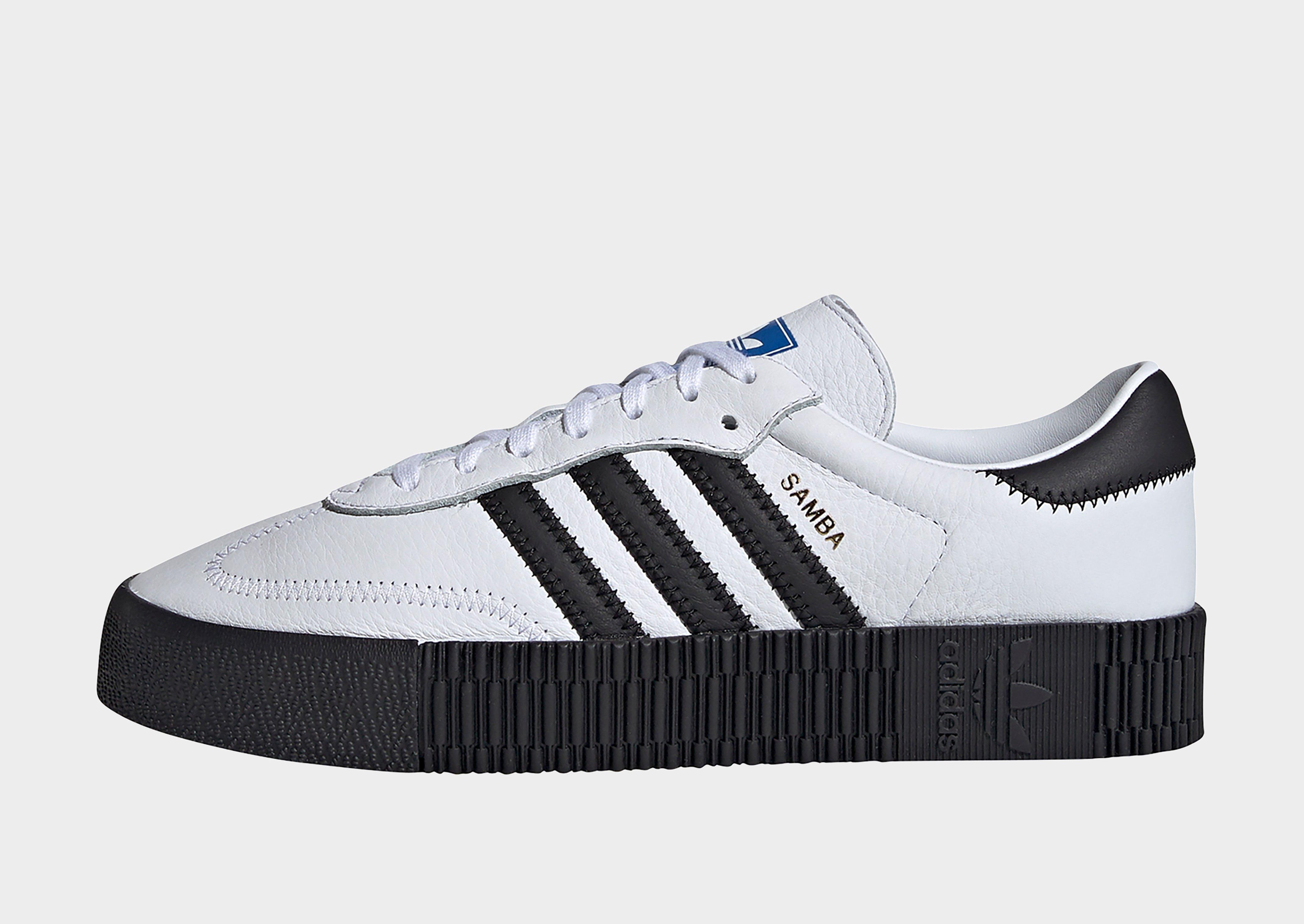 Excretar espejo de puerta Alegre  Buy adidas Originals SAMBAROSE Shoes | JD Sports