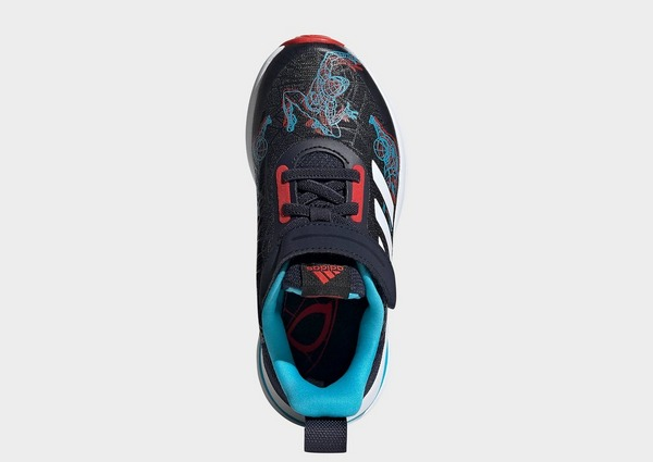 adidas Performance Marvel Spider-Man FortaRun Shoes