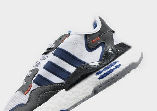 Buy White adidas Originals Nite Jogger R2 D2 x Star Wars