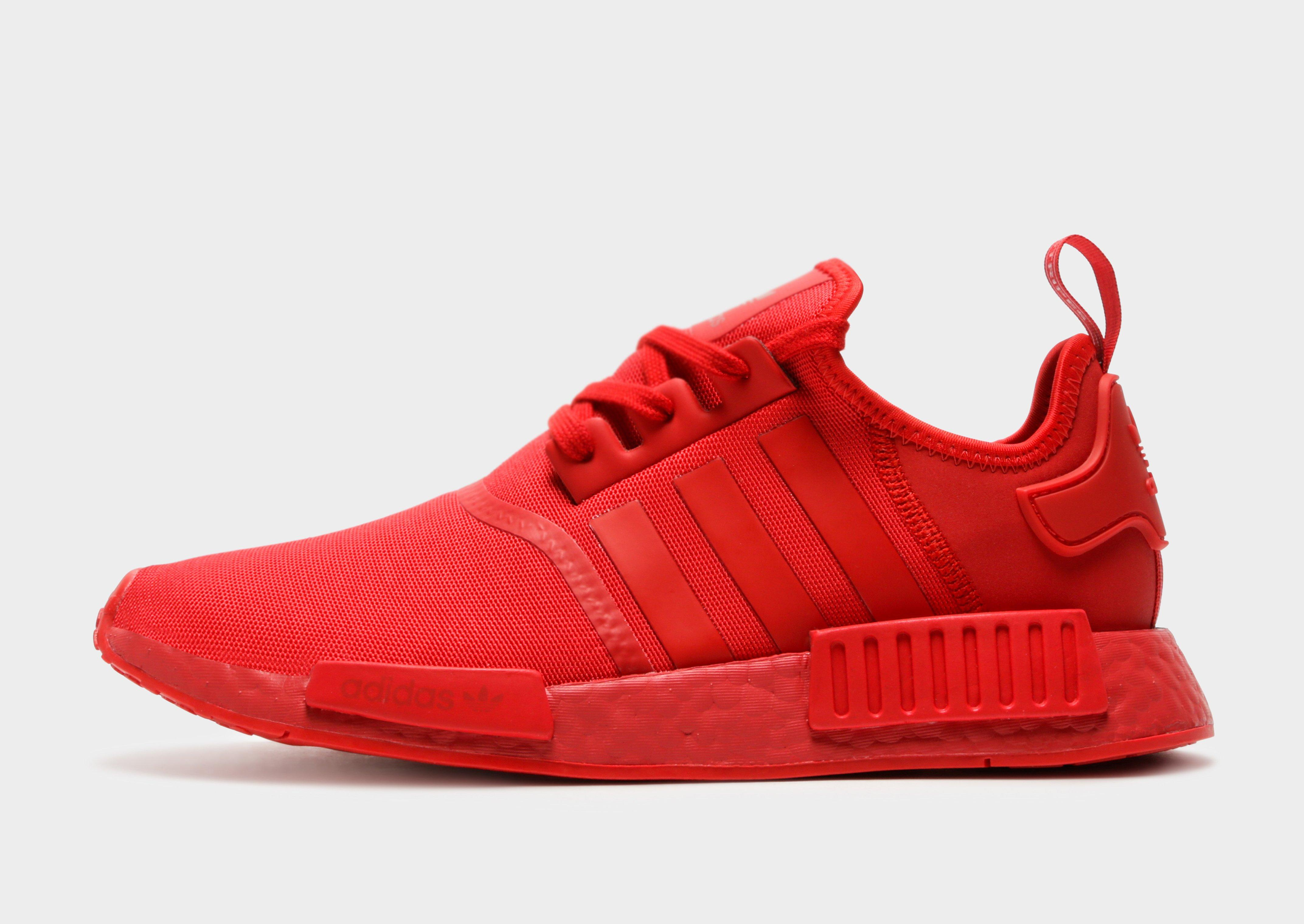 all red nmds adidas cheap online