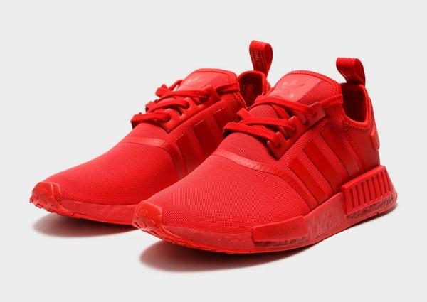 Buy Red Adidas Originals Nmd R1 Unisex