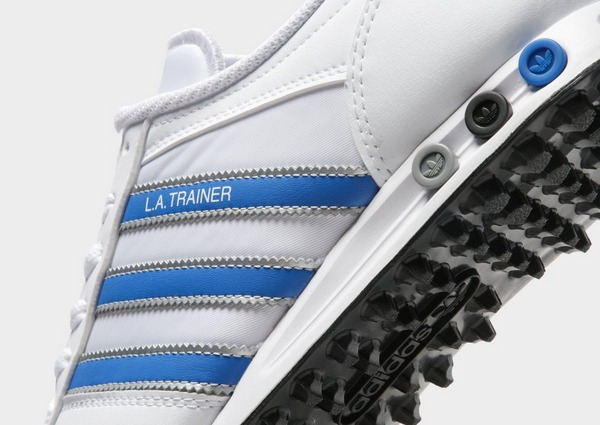 Adidas La Trainer WhiteMetallic SilverPool schoolplein.nu