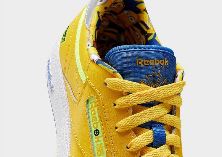 Reebok minion club c 85 shoes