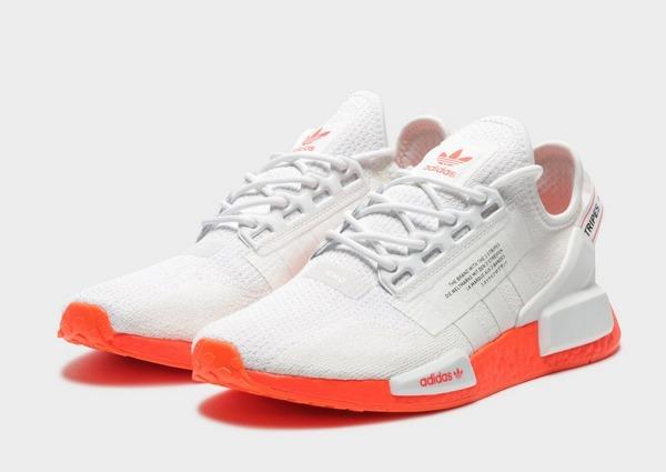 Buy White adidas Originals NMD R1 Womens' | JD Sports