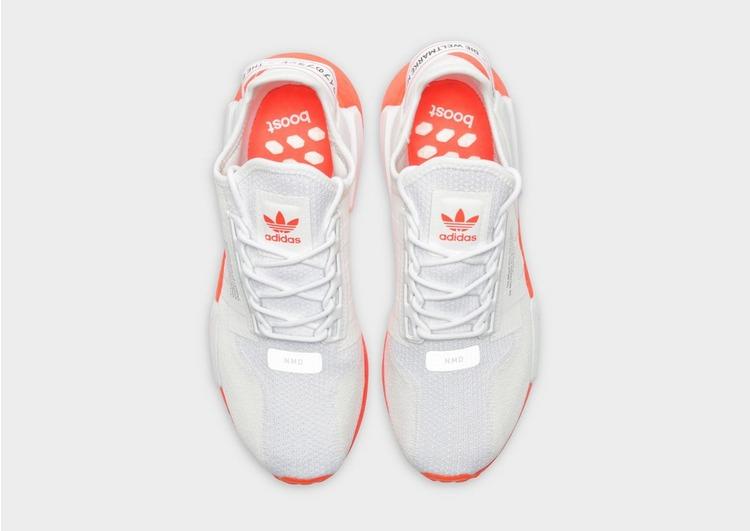 Buy White adidas Originals NMD R1 V2 | JD Sports