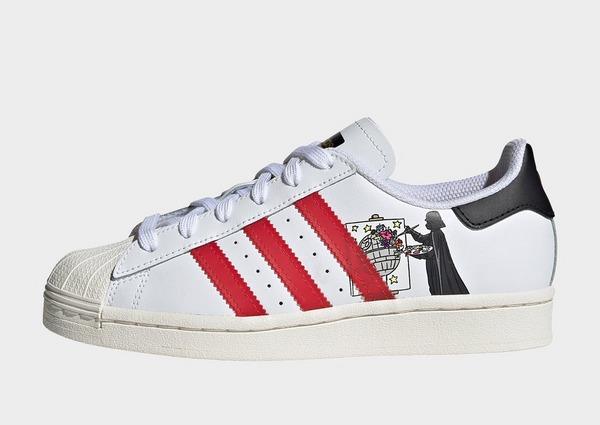 adidas Originals Superstar Star Wars Shoes   JD Sports