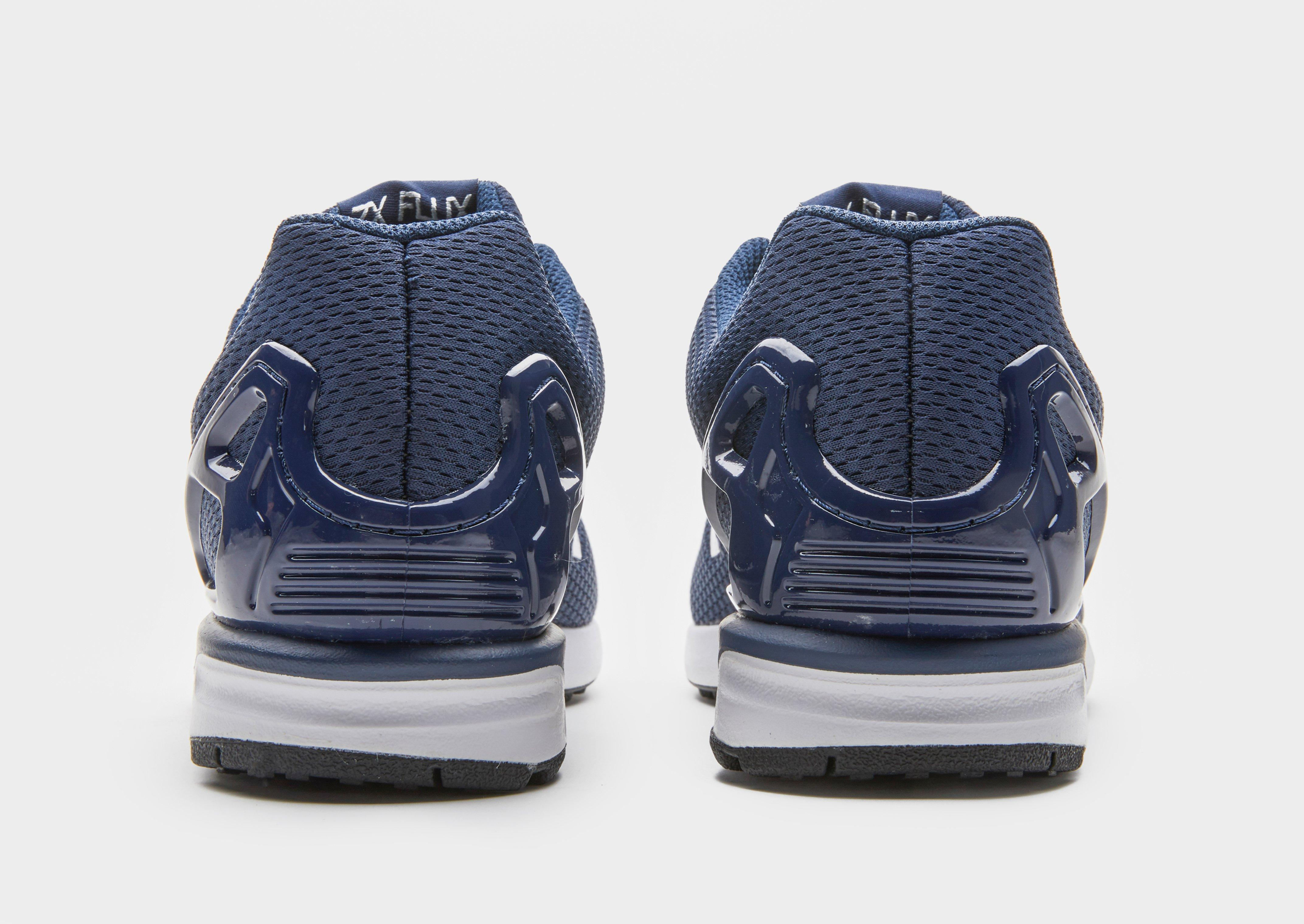 adidas flux junior blue