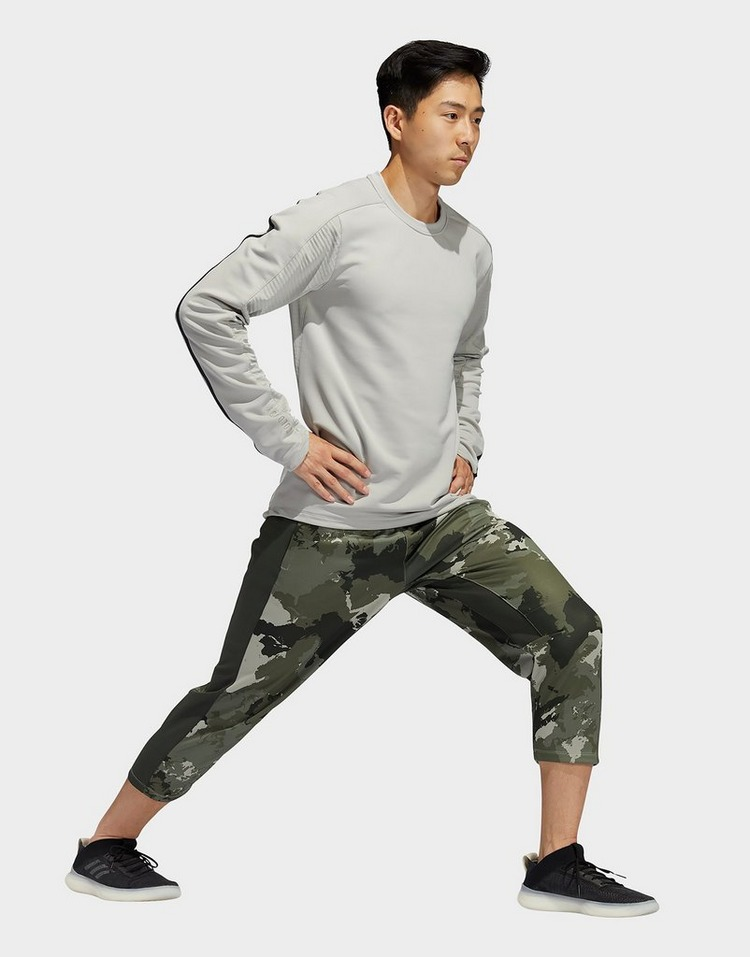 adidas Continent Camo City Cropped Joggers