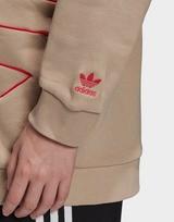 adidas Originals Large Logo Sweatshirt