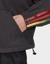adidas Originals Adicolor Half-Zip Crop Top