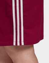adidas Originals Spaghetti Strap Dress (Plus Size)