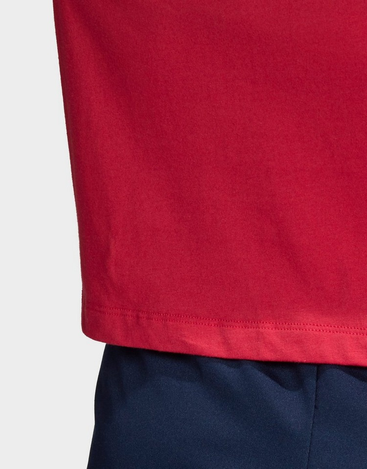 adidas Originals Crop Top (Plus Size)