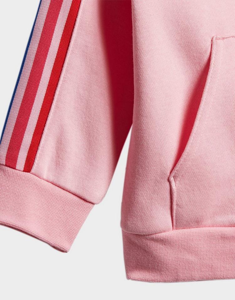 adidas Originals Adicolor 3D Trefoil Full-Zip Hoodie Set
