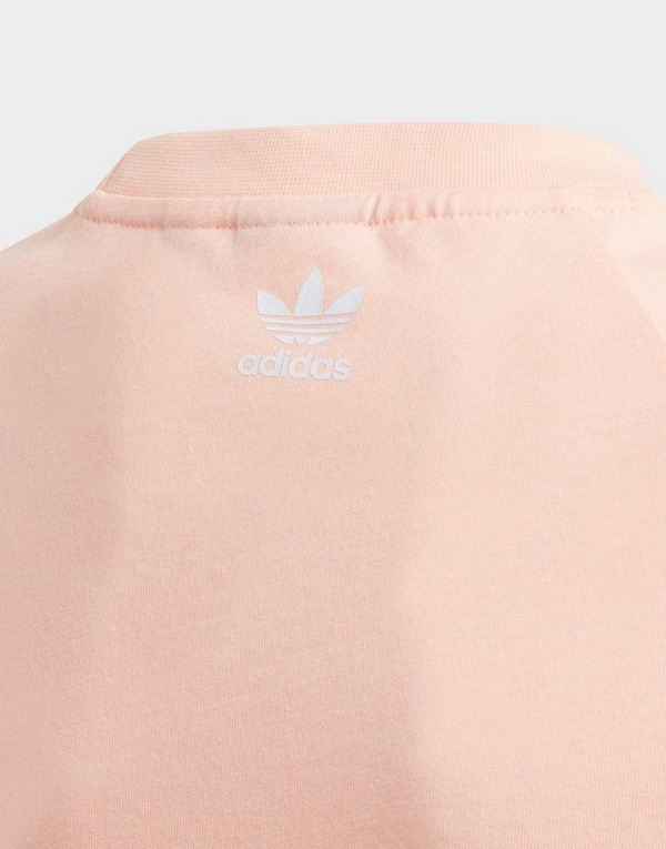 Acheter adidas Originals t shirt large trefoil