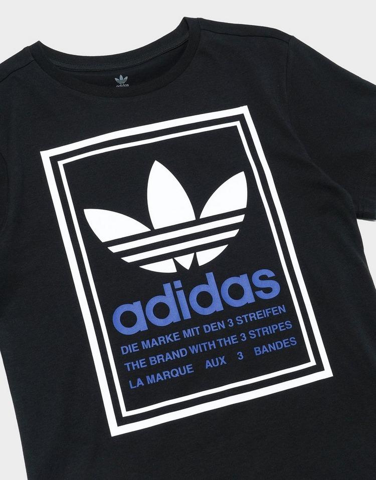adidas เสื้อเด็ก  Chi Graphic