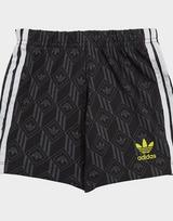 adidas Originals Shorts And Tee Set