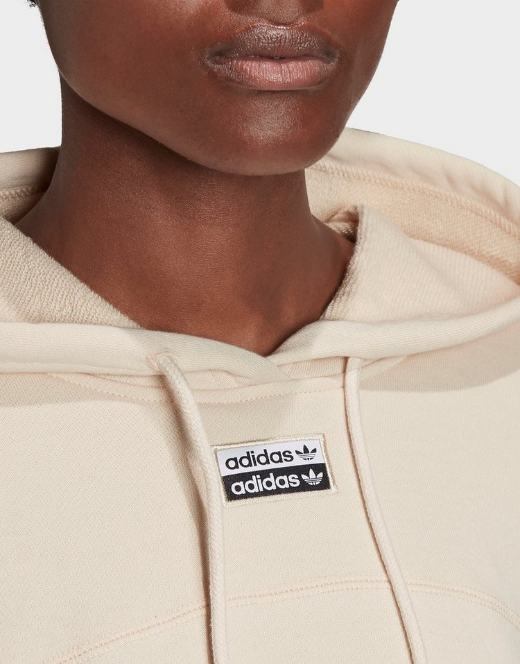 adidas Originals R.Y.V. Cropped Hoodie