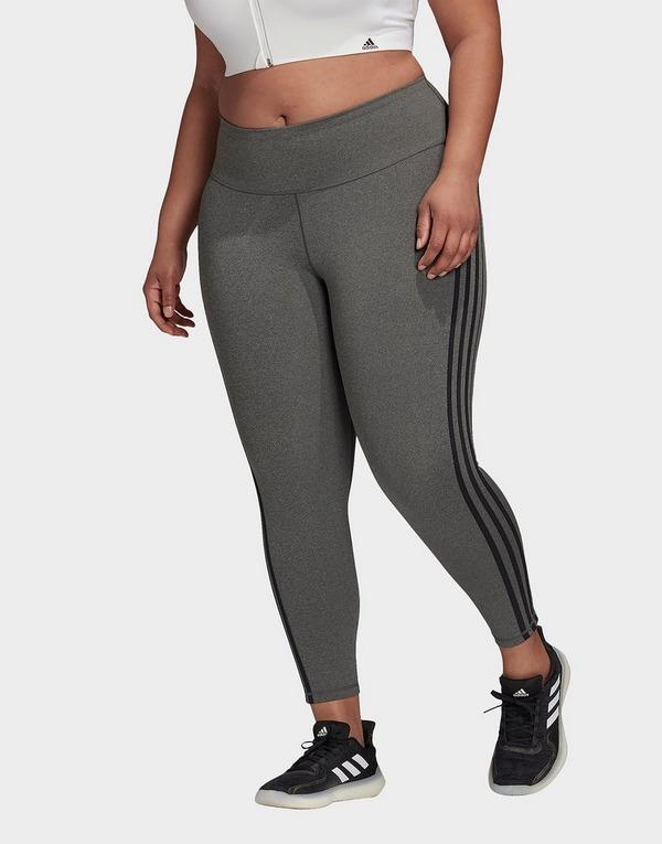 adidas Frauen Believe This 3 Streifen 78 Tight black