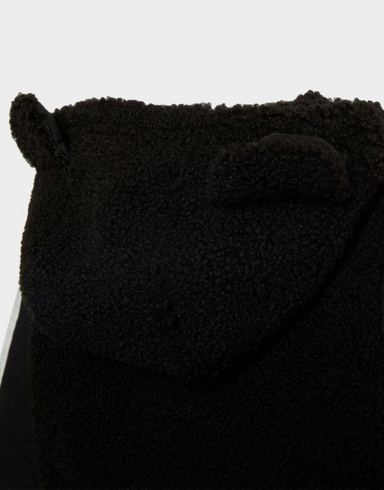 adidas Fur Full-Zip Hooded Jogger set