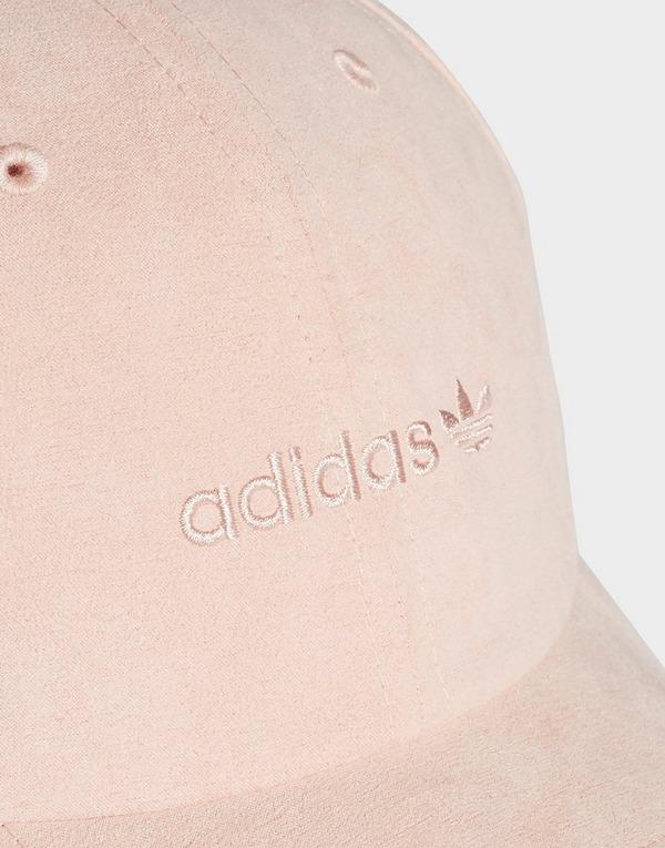 adidas Originals Premium Essentials Suede Baseball Cap