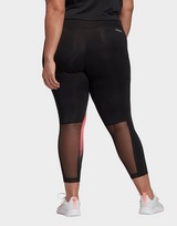adidas Unleash Confidence FeelBrilliant 7/8 Leggings (Plus Size)