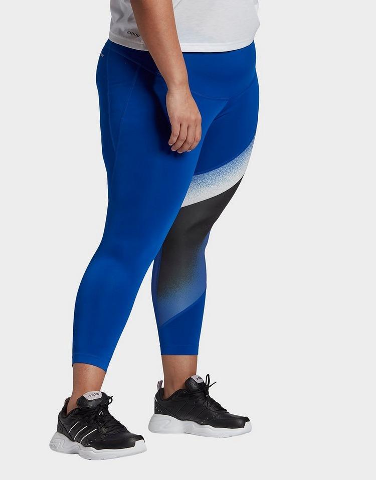 adidas Unleash Confidence FeelBrilliant 7/8 Leggings (Plus Size)