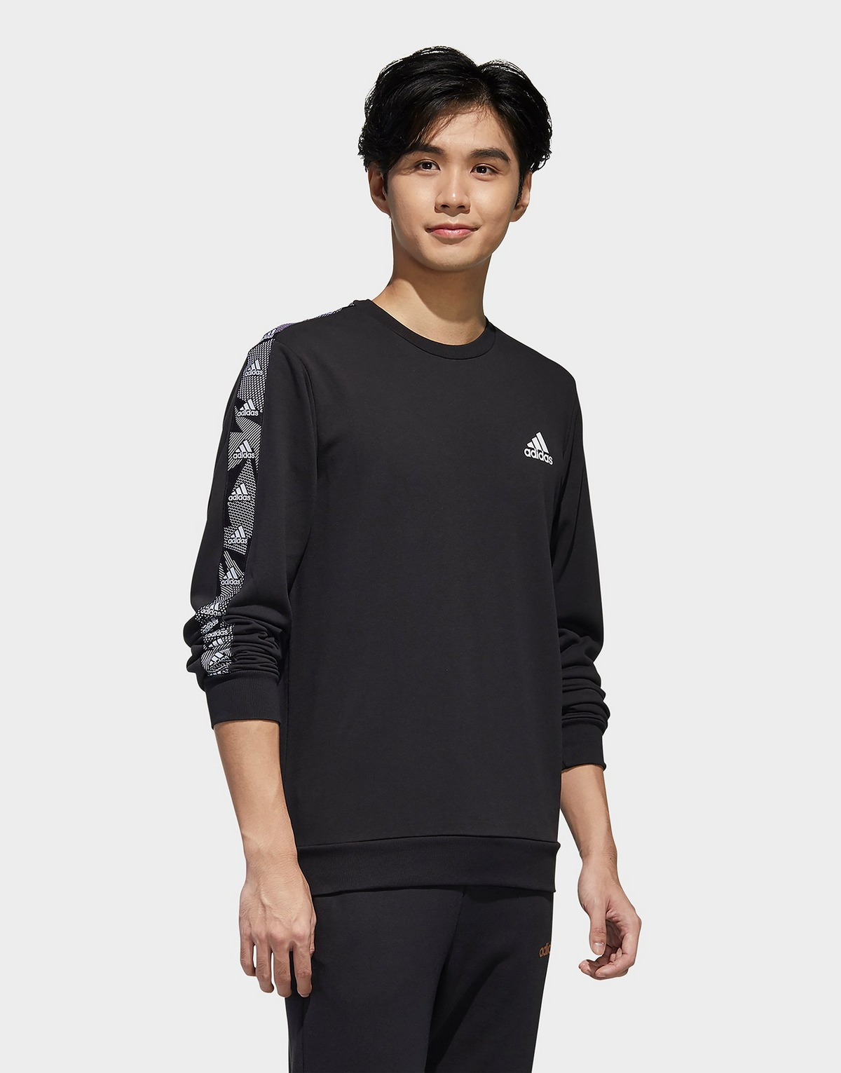 Adidas Performance Essentials Tape Sweatshirt