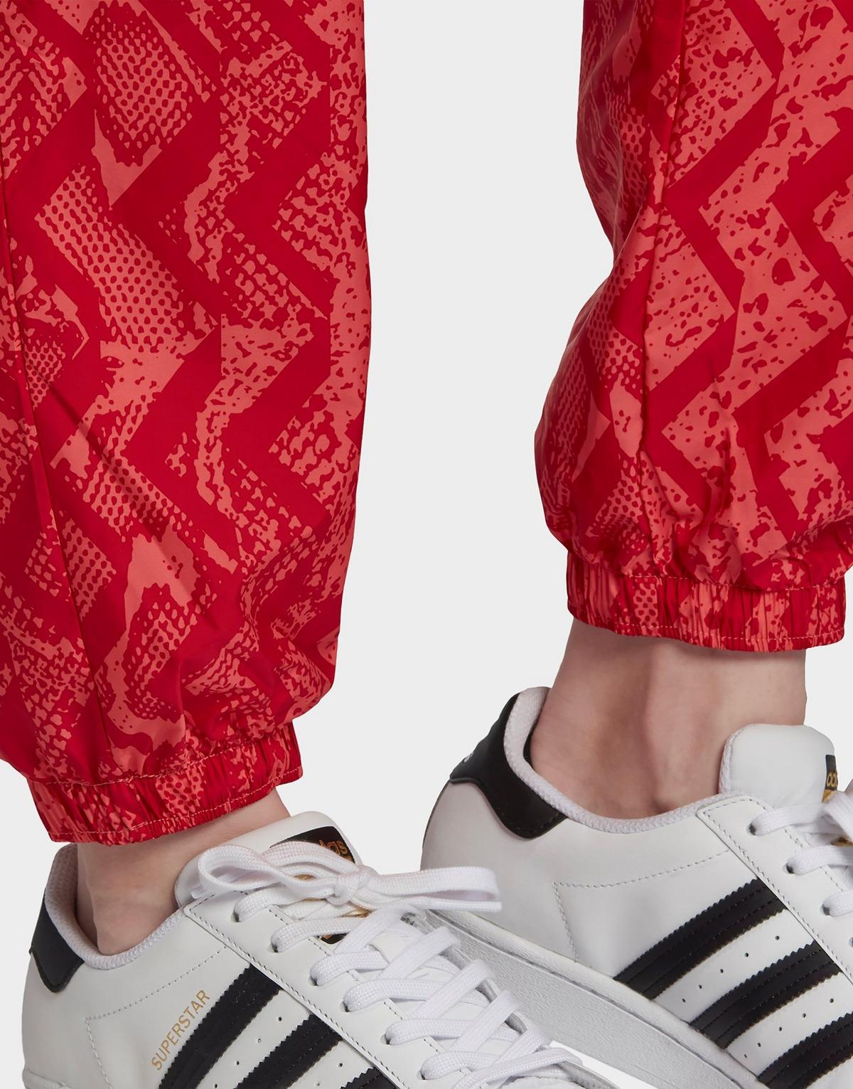 Adidas Originals Allover Print Tracksuit Bottoms