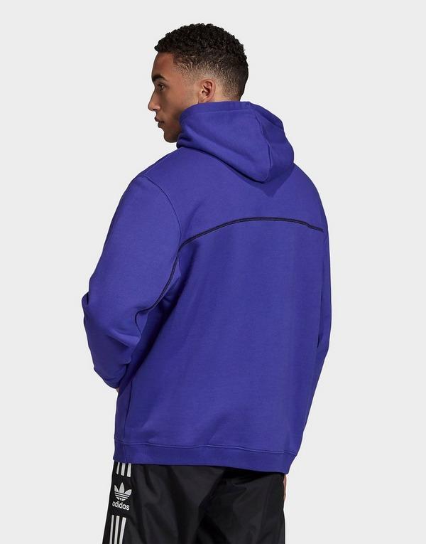 Adidas Originals R.Y.V. Hoodie für Herren in lila | Footworx