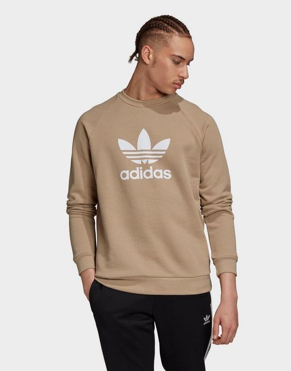 Acheter adidas Originals sweat shirt trefoil warm up crew