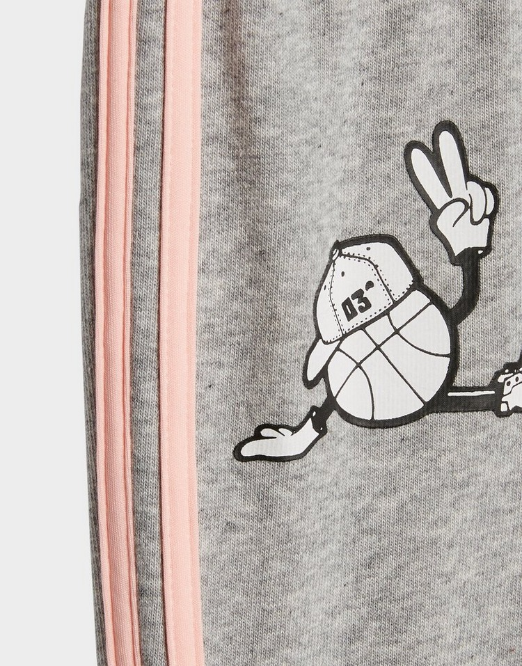 adidas French Terry Graphic Tracksuit
