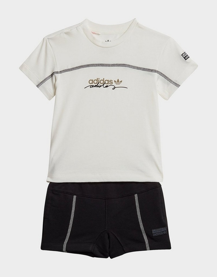 adidas Originals R.Y.V Shorts and Tee Set
