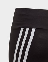 adidas 3-Stripes Cotton Leggings