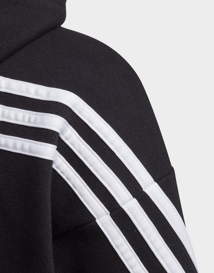 adidas 3-Stripes Full-Zip Hoodie