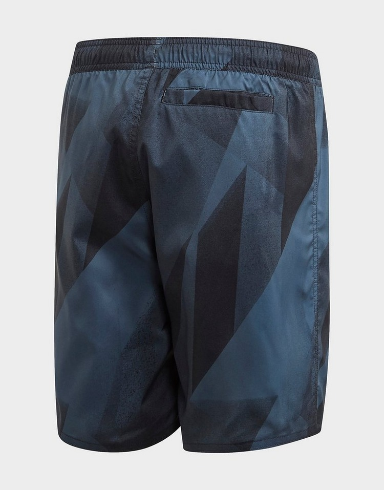 adidas Boys Graphic Swim Shorts