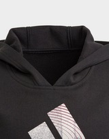 adidas Performance sweat-shirt à capuche ball out loud